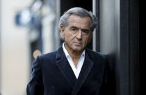 Looking for Europe - Bernard-Henri Lévy © Jean Christophe Marmara