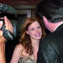 Hollywood Star Jessica Chastain -  (Golden Globe Nominierung), 2009 © Archiv Theater Akzent