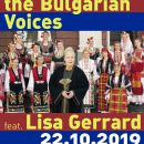 The Mystery of Bulgarian Voices und Lisa Gerrard © Archiv Theater Akzent