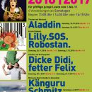 Kinder Abo 2016 2017 © Archiv Theater Akzent